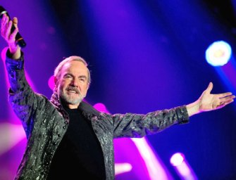 Neil Diamond announces 50-year anniversary world tour