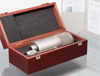 Neumann and Sennheiser showcase recording mics
