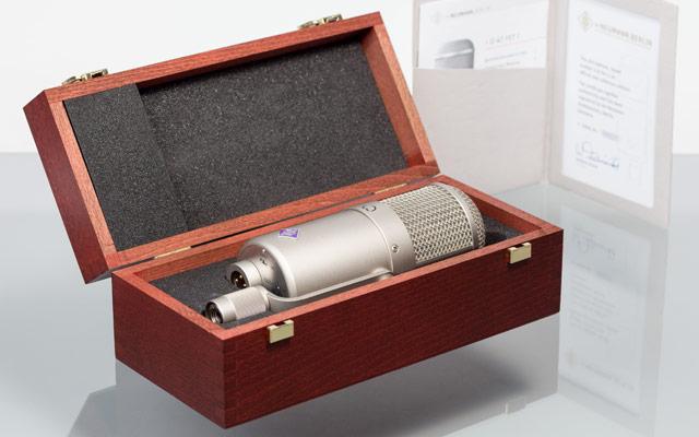 Neumann Collectors Edition U 47 fet microphone