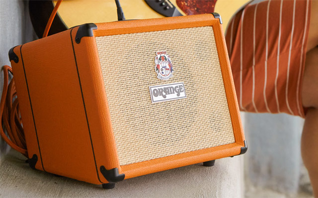 Orange Acoustic Crush 30