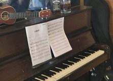 McGoozer's piano