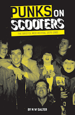 Punks On Scooters cover