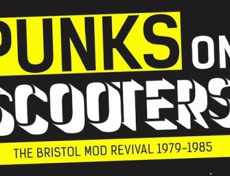 Book review: 'Punks On Scooters' by Michael W Salter