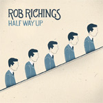 Rob Richings 'Half Way Up' EP cover