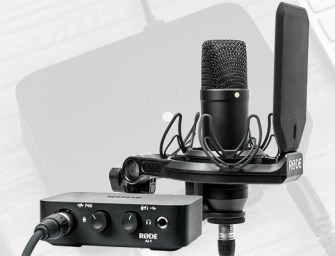 RØDE produces first audio interface