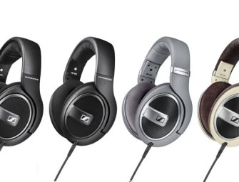 Sennheiser refreshes the HD 500 range