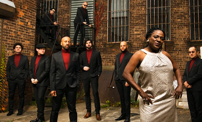Sharon Jones And The Dap Kings