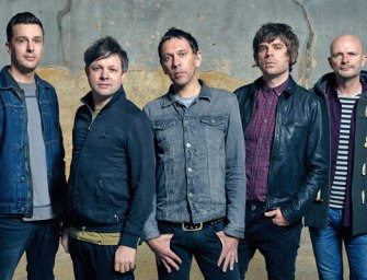How I wrote 'Chasing Rainbows' by Shed Seven's Rick Witter