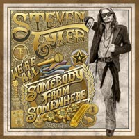 Steven Tyler 'We're All Somebody From Somewhere' album cover