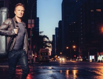 Sting to release his '57th & 9th' album