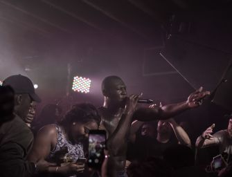 Stormzy releases emotional debut album