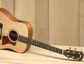 Expression System Baby pickup introduced to Taylor Guitars