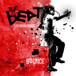 The Beat feat. Ranking Roger 'Bounce' album cover