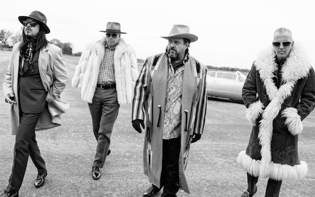 The Mavericks. Photo: David McClister