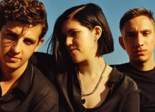 The xx. Photo: Laura Coulson