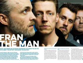 Interview: Travis' Fran Healy