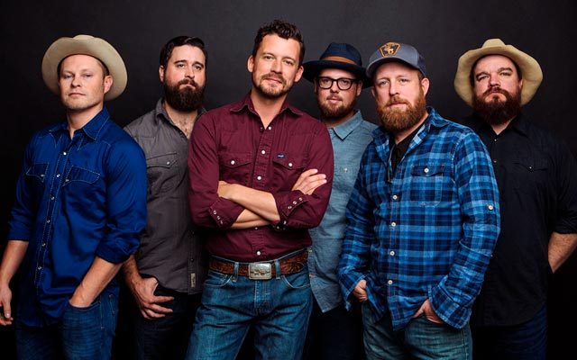 Turnpike Troubadours. Photo: David McClister