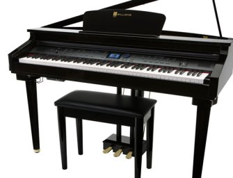 Williams introduces the Symphony Grand