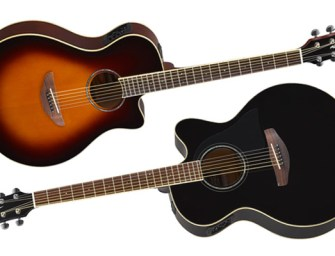Yamaha updates acoustic electric guitars