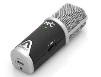 Apogee announces MiC 96k