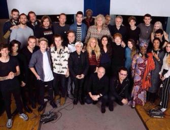 Band Aid single raises £1M in five minutes