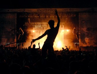 International music festivals in 2012