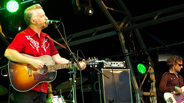 Billy Bragg - Camp Bestival