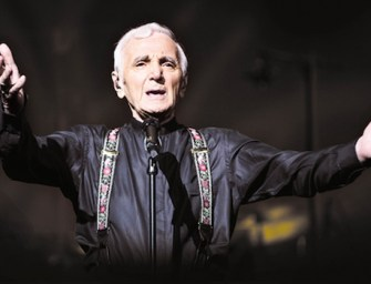 Oldest songwriter ever to headline the Royal Albert Hall