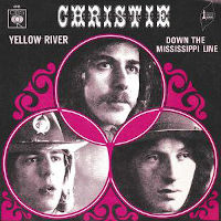Christie 'Yellow River' single cover