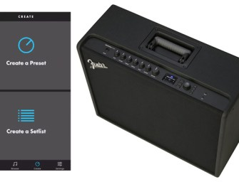 Fender launches new amp and app combo