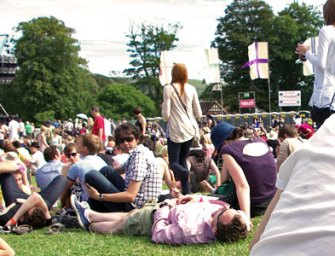 Best of British festivals in 2012