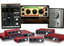 Focusrite & Softube 'Time and Tone' bundle
