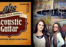 GHS Americana Series & Gold Heart