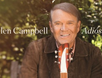 Glen Campbell says 'Adiós'