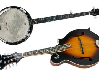 New additions to Hohner's A+ bluegrass range
