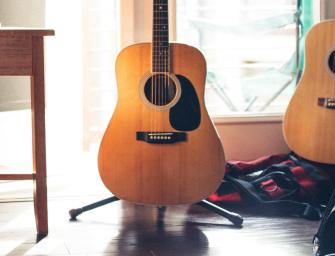 Songwriter's guide to home recording: acoustic guitar