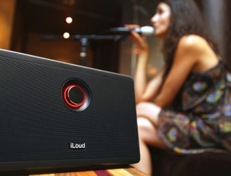 Review: IK Multimedia iLoud speaker