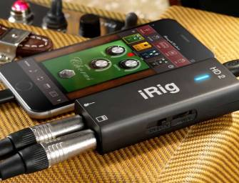 IK update the iRig for iPhone 7