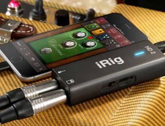 IK update the iRig for iPhone 7