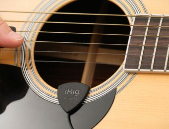 iRig goes Acoustic