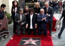 Jeff Lynne - Hollywood Walk Of Fame