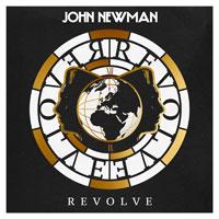 John Newman's Revolve album cover