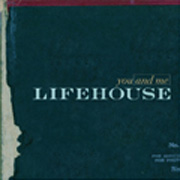 Lifehouse You And Me single cover
