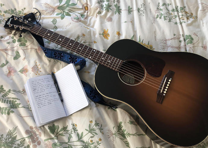 Liv Greene's Songwriting Survival Kit