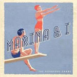 The Gorgeous Chans – 'Marina & I' single cover