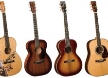 Martin Guitar new models for 2015 Summer NAMM