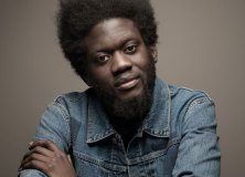 Michael Kiwanuka. Pic: Phil Sharp