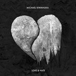 Michael Kiwanuka 'Love & Hate' album cover