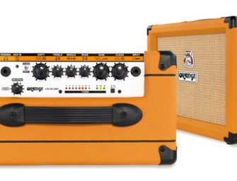 Orange Amplification launch new Crunch series
