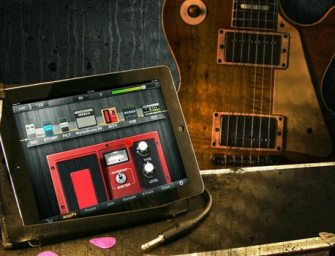 Positive Grid launches 'Mobile Guitar Effects Month'